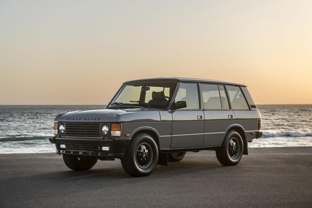 Range Rover Classic, 1982