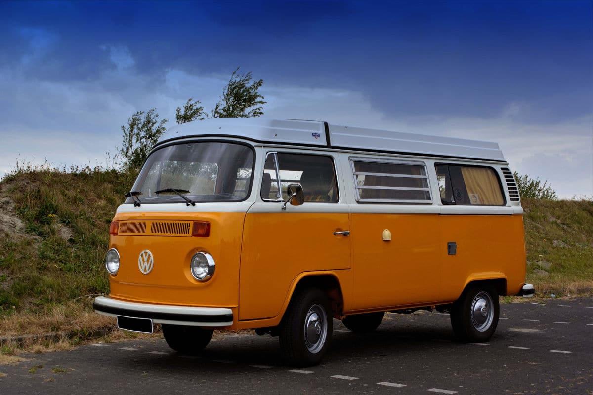 Braziliaanse Volkswagen Kombi